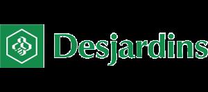 Courir en Estrie logo commanditaires Desjardins