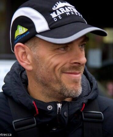 Patrick Mahony directeur de course